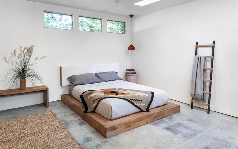 Fantastic Lax Series Platform Bed The Century House Madison Wi Pdpeps Interior Chair Design Pdpepsorg